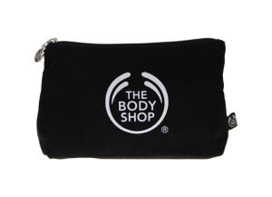 The Body Shop Toiletry Bag - Black