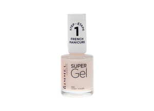 Rimmel Super Gel French Manicure Lakier Do Paznokci - 092 Ivory Tower