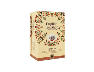 English Tea Shop Organic Happy Me Organiczna Herbata 30g - 20 saszetek