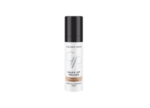 Make-Up Primer Tinted Luminous - Koloryzująca baza pod makijaż - Golden Rose 30ml