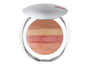 PUPA Milano Luminys Baked All Over Illuminating Blush Powder Puder Rozświetlający 9g - 06 Coral