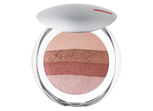 PUPA Milano Luminys Baked All Over Illuminating Blush Powder Puder Rozświetlający 9g - 01 Rose