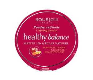 Bourjois Healthy Balance Unifying Powder 9g - 55 Dark Beige