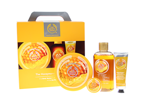 The Body Shop The Honeymania Collection - zestaw