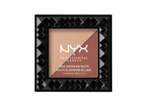 NYX Cheek Contour Duo Palette 2x 2.5g - 06 Ginger & Pepper