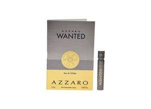 Próbka Azzaro Wanted (M) edt 1.2ml