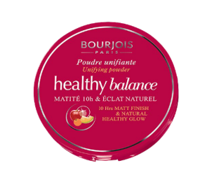 Bourjois Healthy Balance Unifying Powder 9g - 52 Vanille