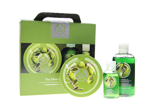The Body Shop The Olive Collection - zestaw