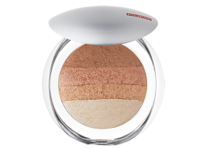 PUPA Milano Luminys Baked All Over Illuminating Blush Powder Puder Rozświetlający 9g - 05 Gold