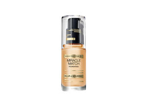 Max Factor Miracle Match Foundation 30ml - 40 Light Ivory