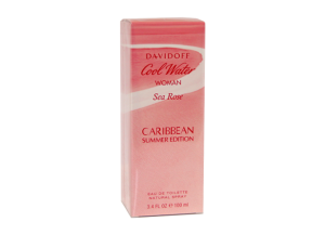 Davidoff Cool Water Sea Rose Caribbean Summer Edition (W) edt 100ml