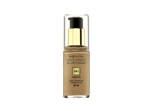 Max Factor Facefinity 3 in 1 Foundation 30ml - 90 Toffee