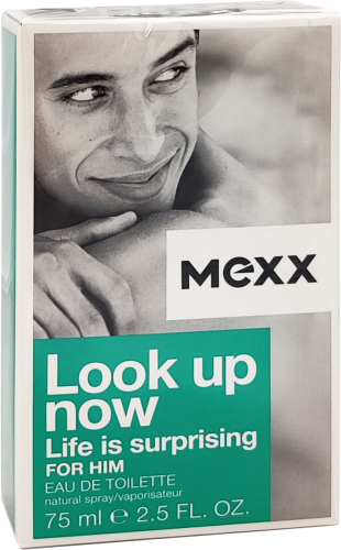 mexx look up now - life is surprising for him