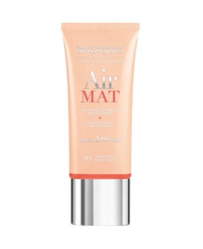 Bourjois Air Mat Foundation 30ml - 01 Rose Ivory.png