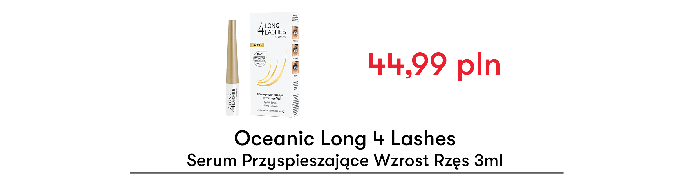 Oceanic Long 4 Lashes